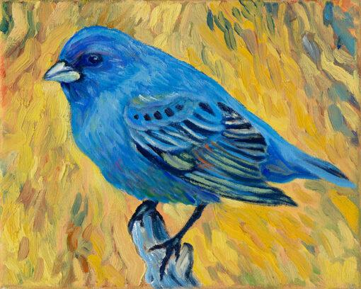 Bunting Van Gogh